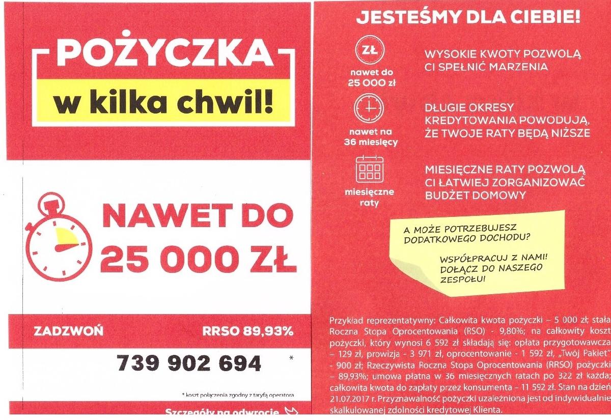 Pożyczki pożyczka bez BIK na spłatę chwilówki i dowolny cel.